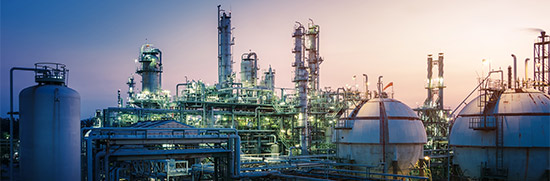 developpement oil and gas logistique